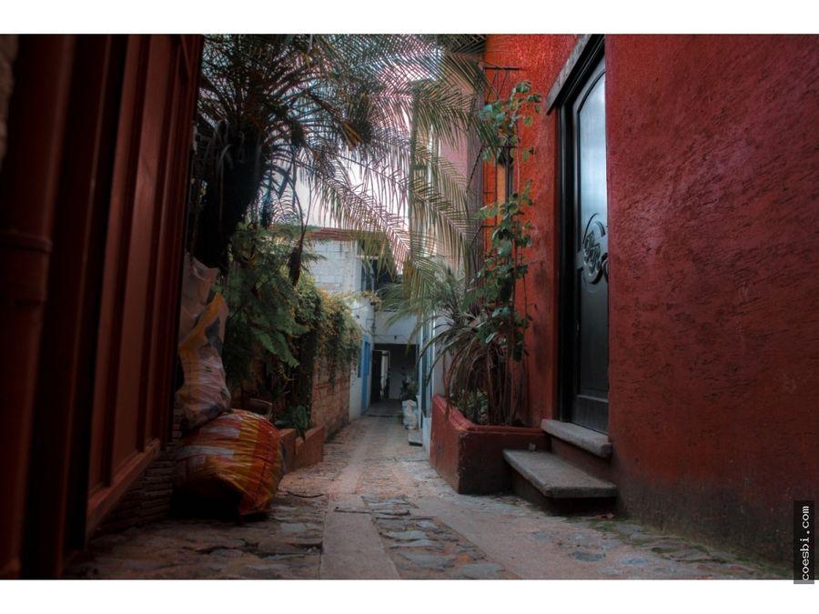 apartamento de dos habitacion en el casco de la antigua guatemala