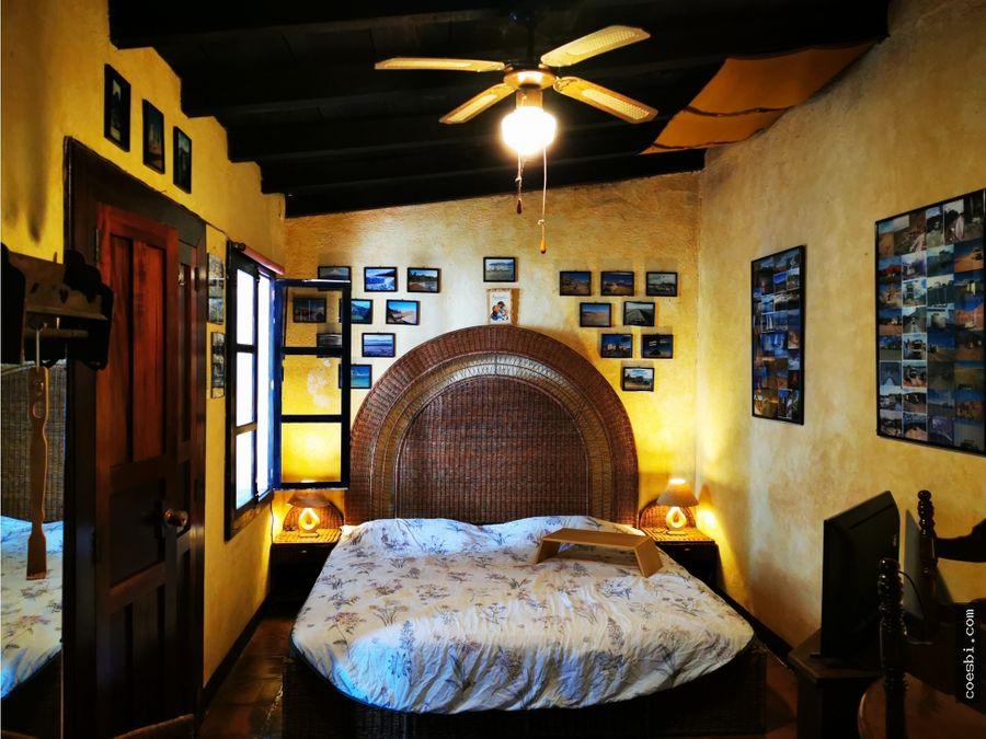 apartamento en renta en el centro de antigua guatemala