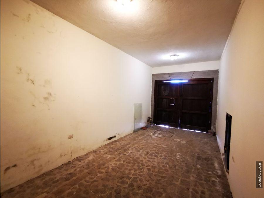 casa dentro de condominio en san pedro el panorama antigua