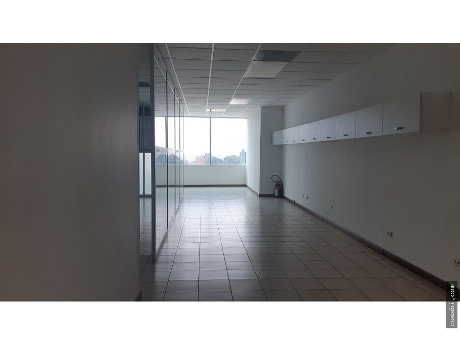 en venta oficina de 86mts2 en zona pradera z10 excelente ubicacion