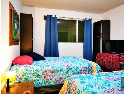 habitacion privada con internet de 20mb en san pedro el panorama