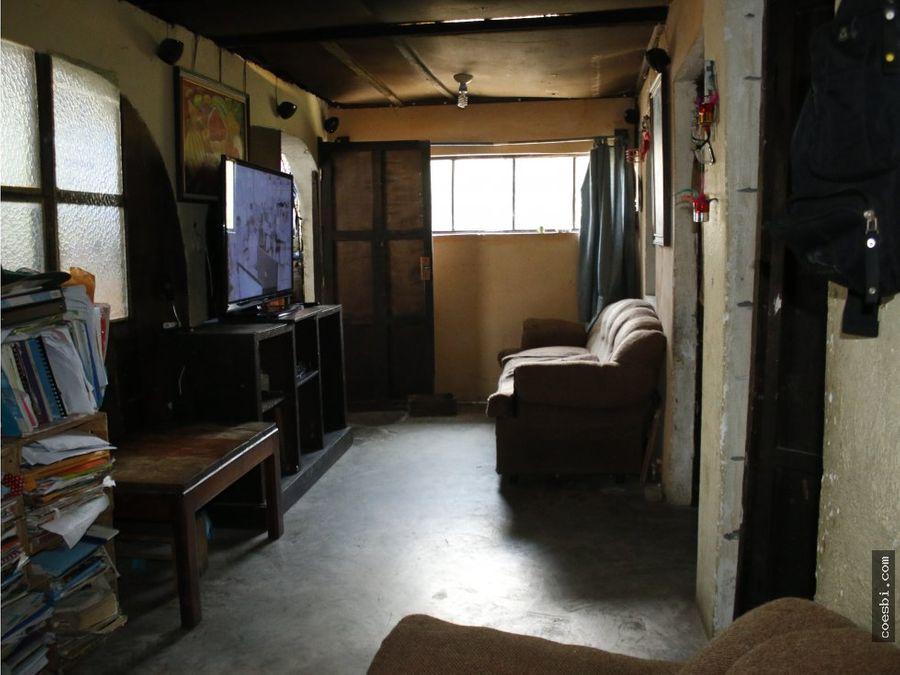 en venta casa de 97mts2 a 100mts del calvario en la antigua guatemala
