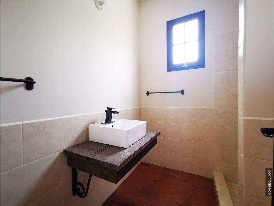 en venta casa de 4 habitaciones en san pedro las h en residencial