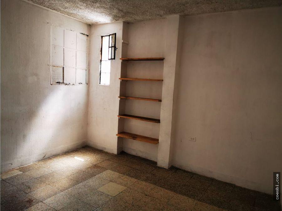apartamento pequeno en calle ancha de antigua gt