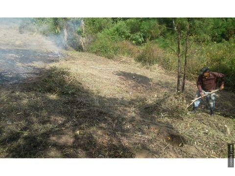 terreno rustico de 199mts2 en venta en san lorenzo el cubo antigua