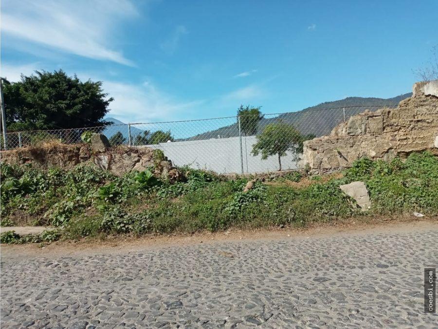 se renta apartamento a 300mts parque central de la antigua guatemala