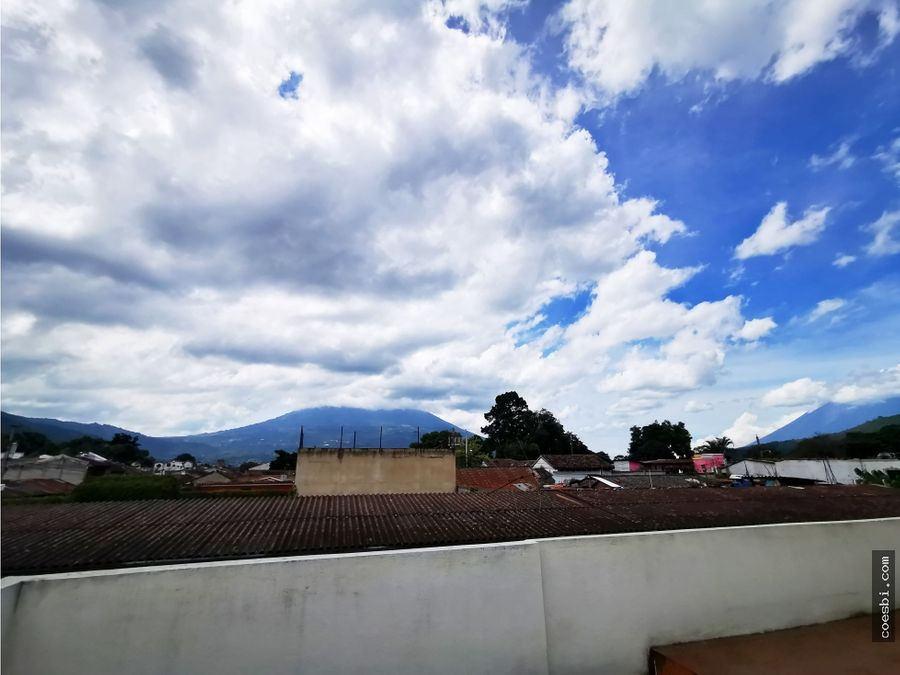 en renta oficina en la antigua guatemala cerca de la merced
