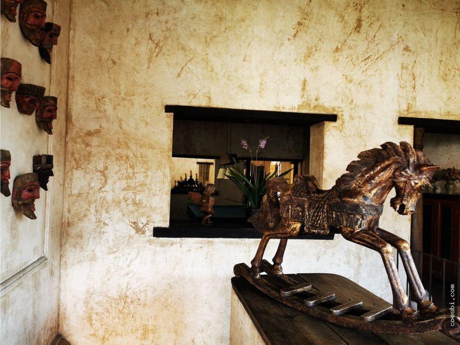 apartamento de una hab en el residencial real de santiago en antigua