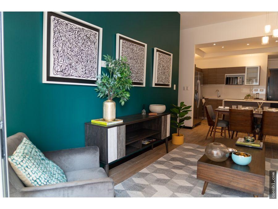 en venta apartamentos en el edif casalini d6 en zona 10 gt