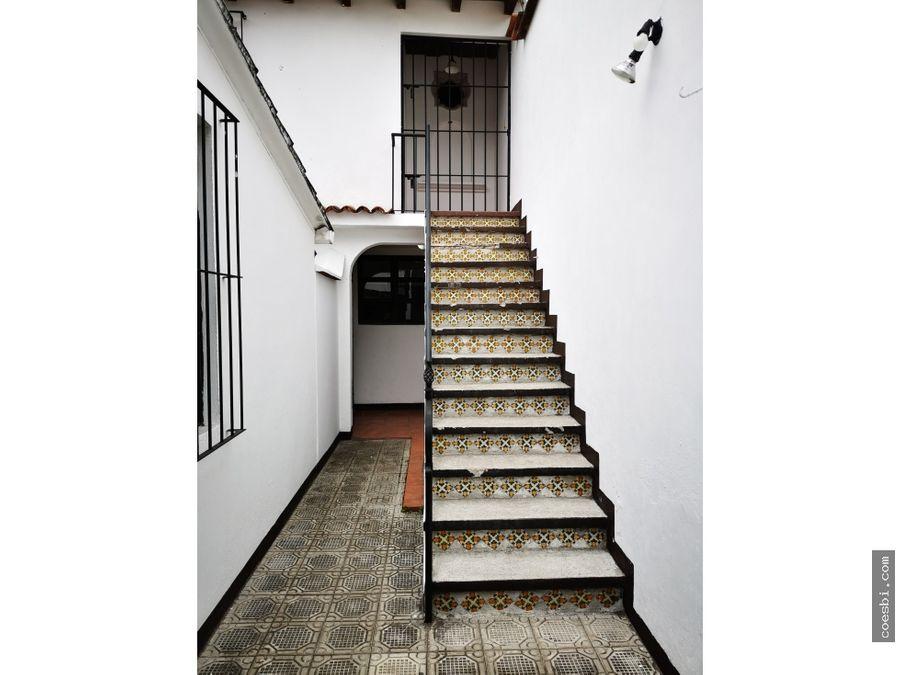 casa grande de 3 apartamentos independientes en el naranjo antigua g