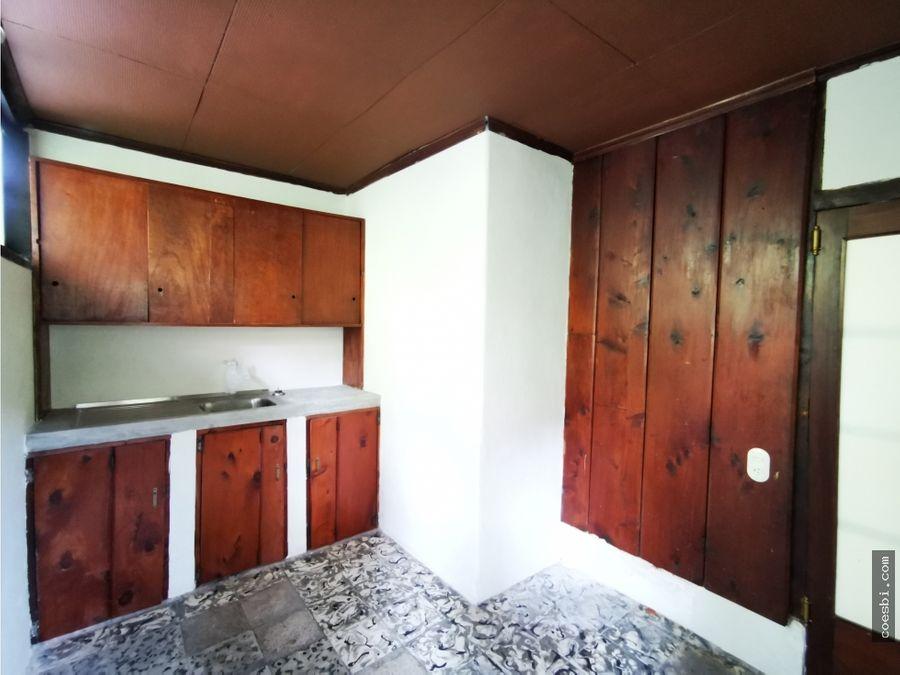 apartamento o local en el casco principal de antigua guatemala
