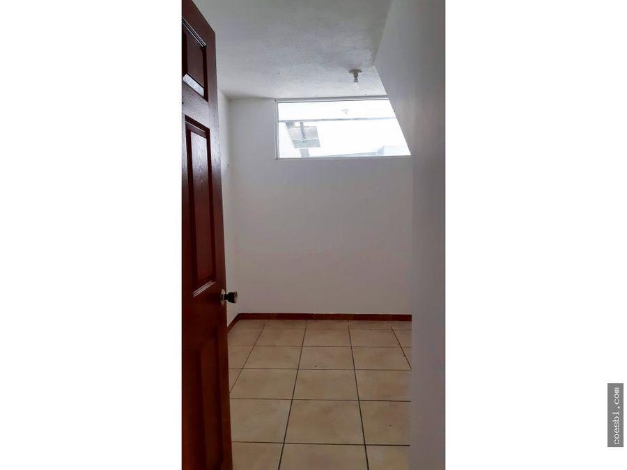 en renta apartamento tipo a ubicado en vista hermosa i guatemala
