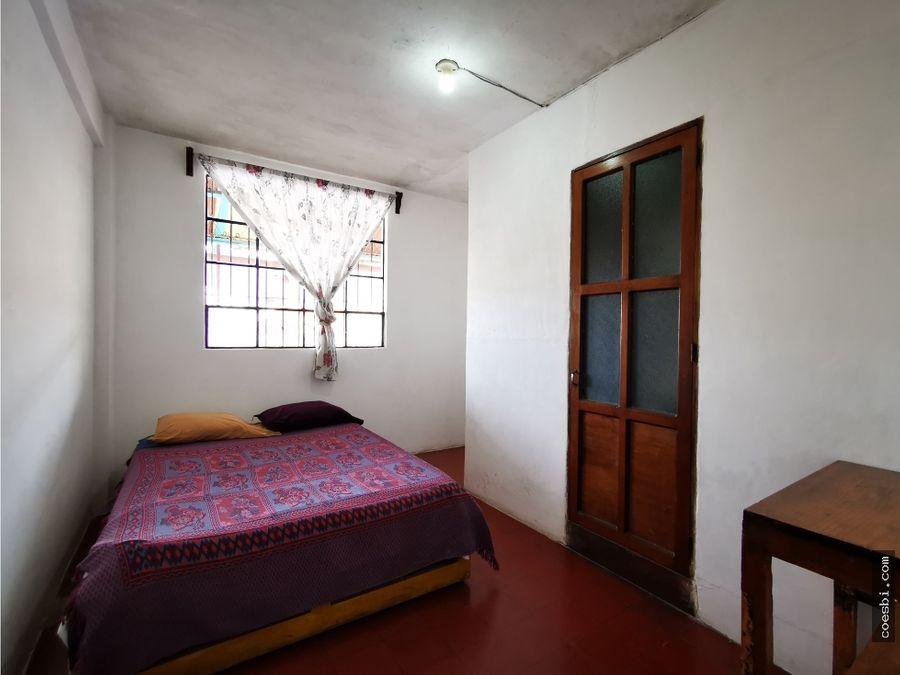 exclusiva casa de 12 habs en el centro de antigua guatemala