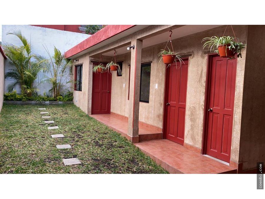 se renta preciosa casa en portal de las rosas 1 san miguel duenas