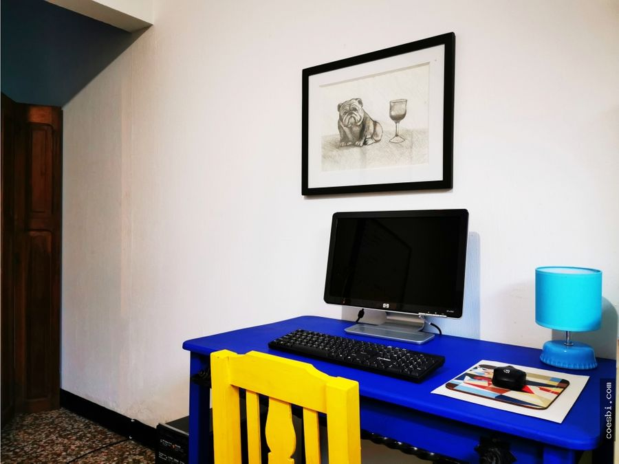 habitacion privada con internet de alta vel en san pedro el panorama