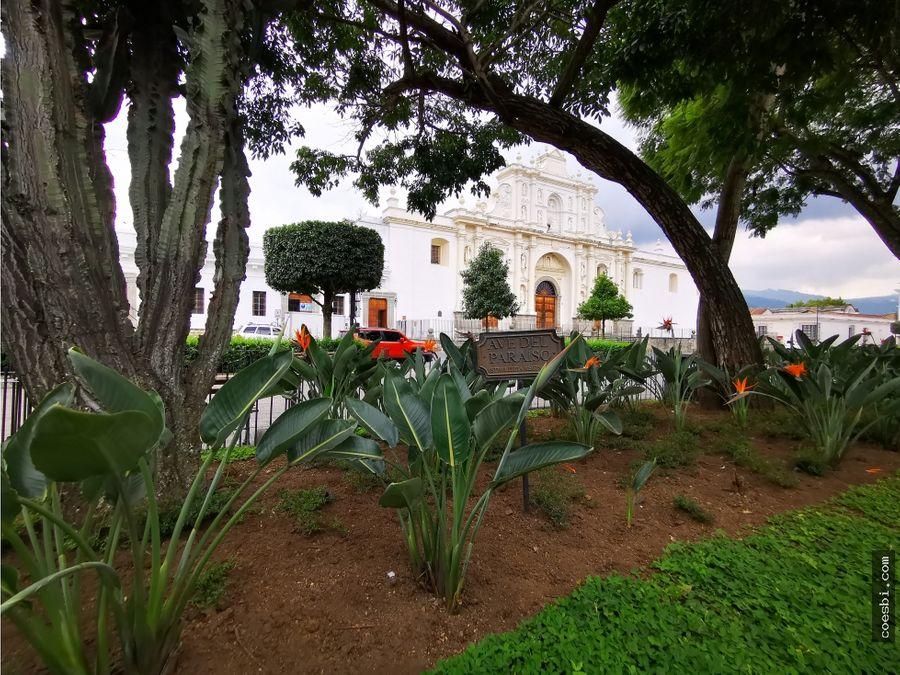preciosa casa en la alameda santa rosa en ant gt