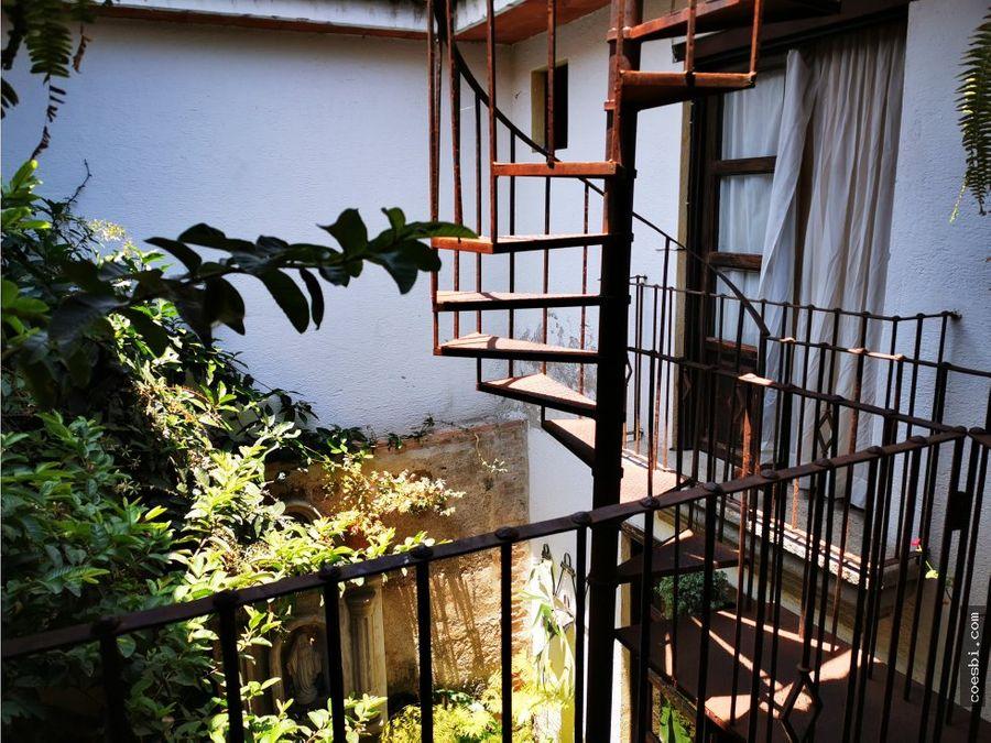 habitacion privada cerca del la merced en antigua