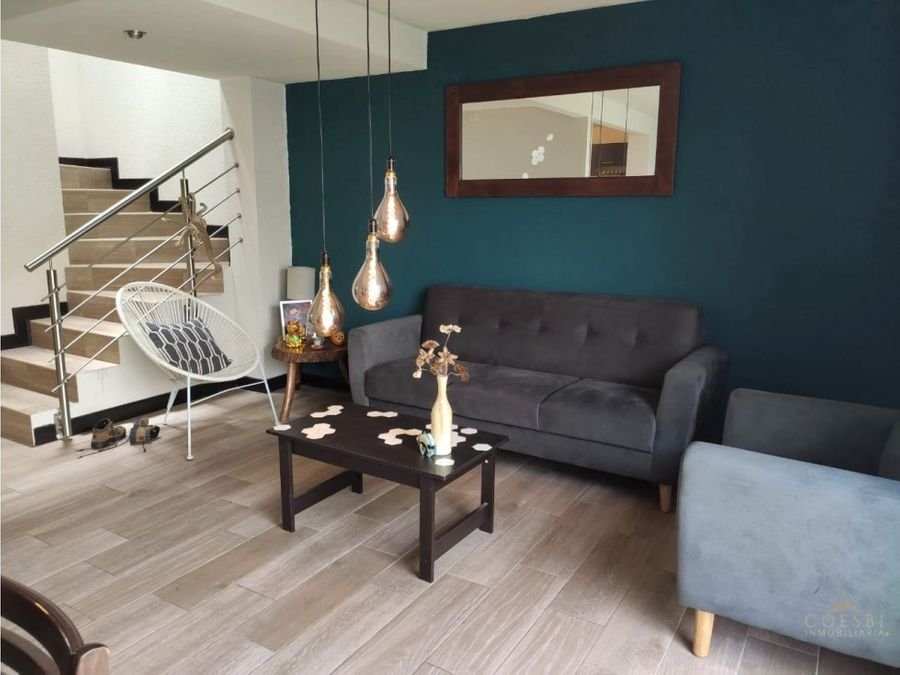 casa en condominio luminela villa nueva