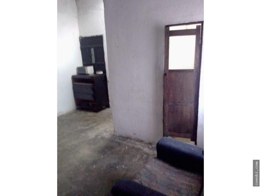 habitacion privada en colonia el carmen ant