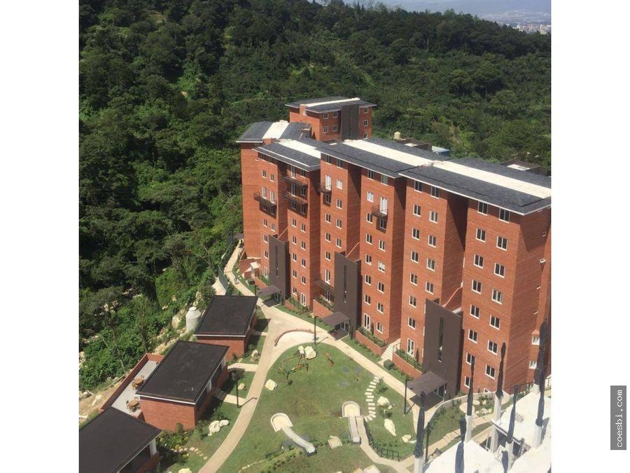 comodo apartamento en edificio hexa canada zona 16 gt