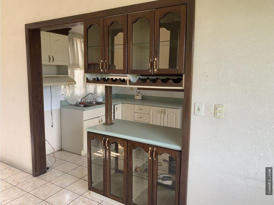 casa en venta o alquiler a 4 cuadras del irtra de petapa zona 12
