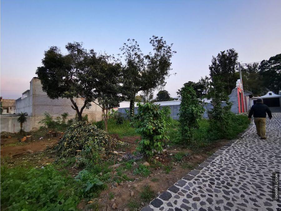 terreno de 238mts2 para constr de vivienda en san pedro las huertas