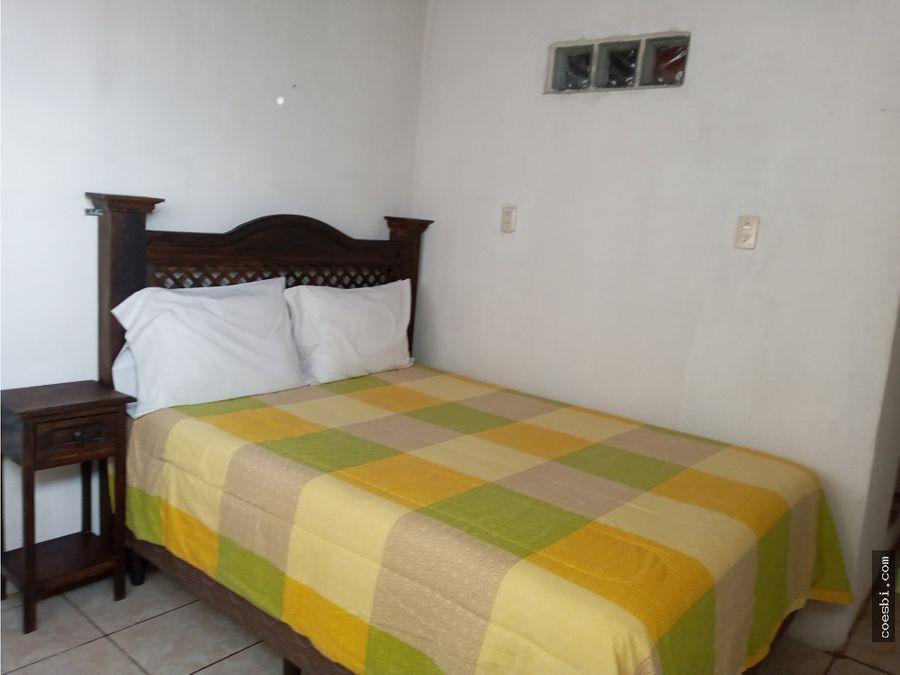 exclusiva apartamento en renta en el centro de antigua guatemala