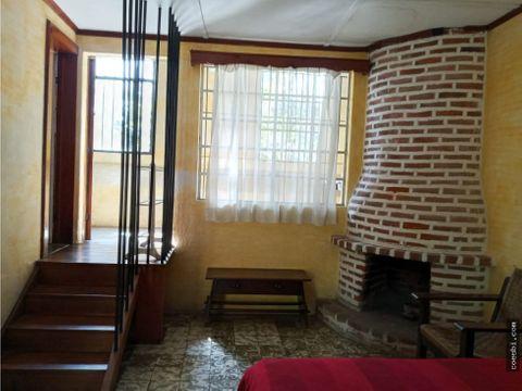 apartamento en renta cerca del porta en el centro de la antigua guate