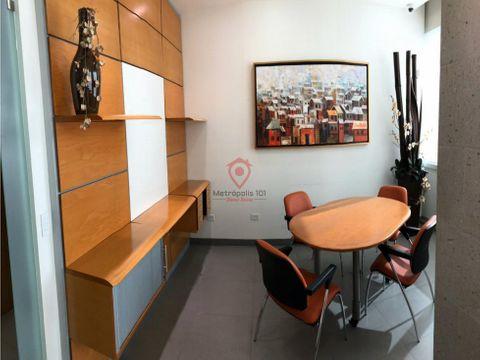 oficina en renta amueblada valle oriente monterrey