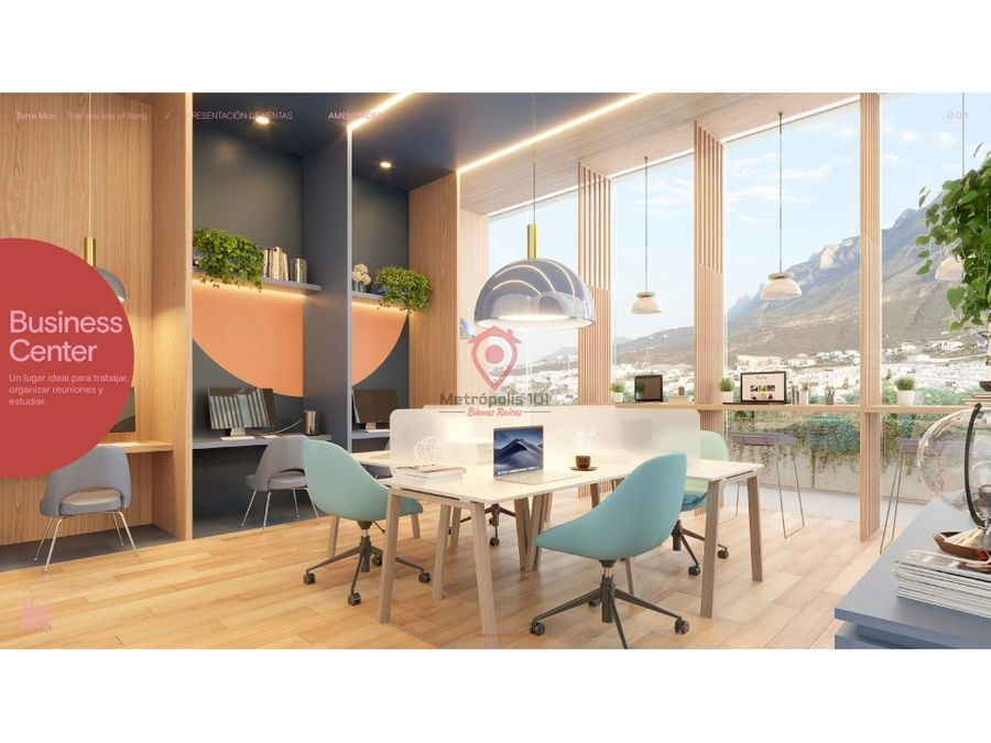 departamentos venta valle poniente monterrey torre mun proyecto