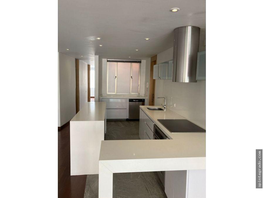 vendo excelente apartamento cabrera 132 mts 3 habitaciones