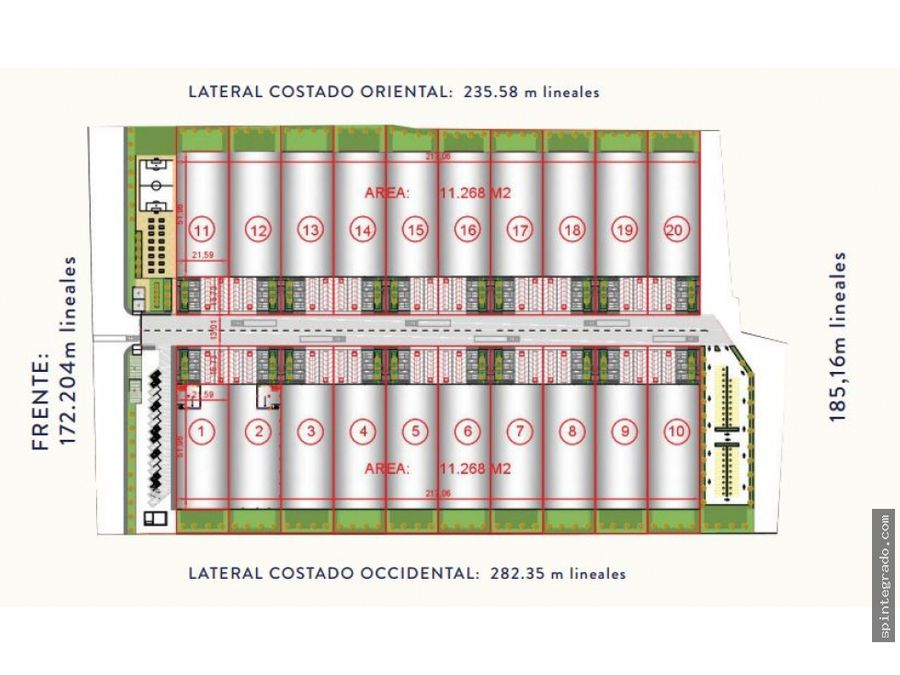 bodegas desde 1500 m2 a la medida o standard industrial o log
