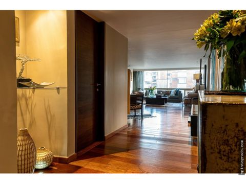 espectacular apartamento en venta o arriendo en la cabrera remodelado