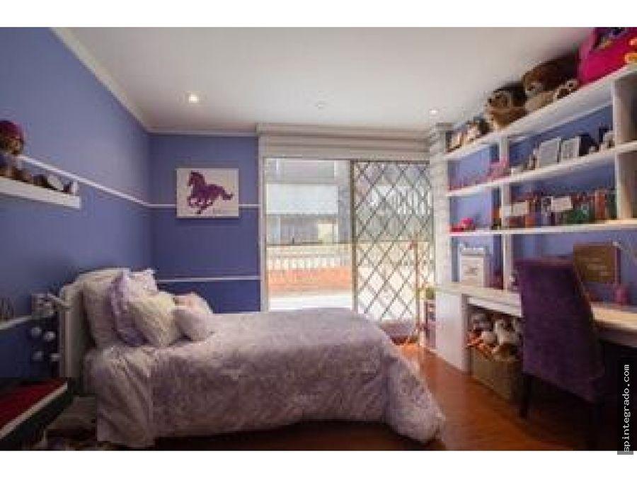 venta excelente apartamento en la cabrera terraza y 4 alcobas