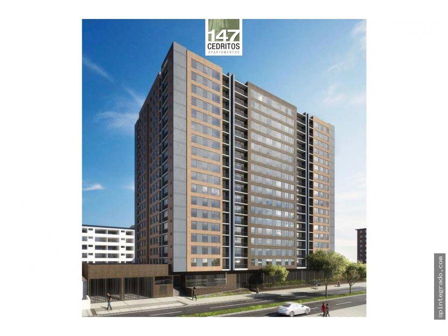apartamento cedritos proyecto 147 cedritos bogota despues del 5p suben