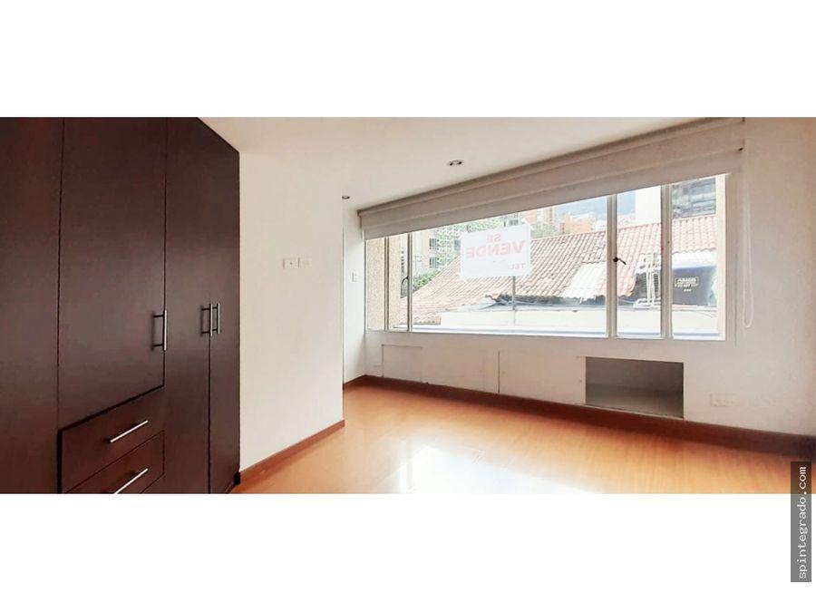 oportunidad venta apartamento en el nogal iluminado 2 hab 107m2
