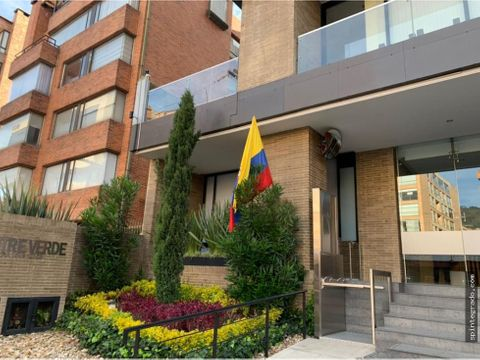 apartamento renta zona country club la carolina bogota