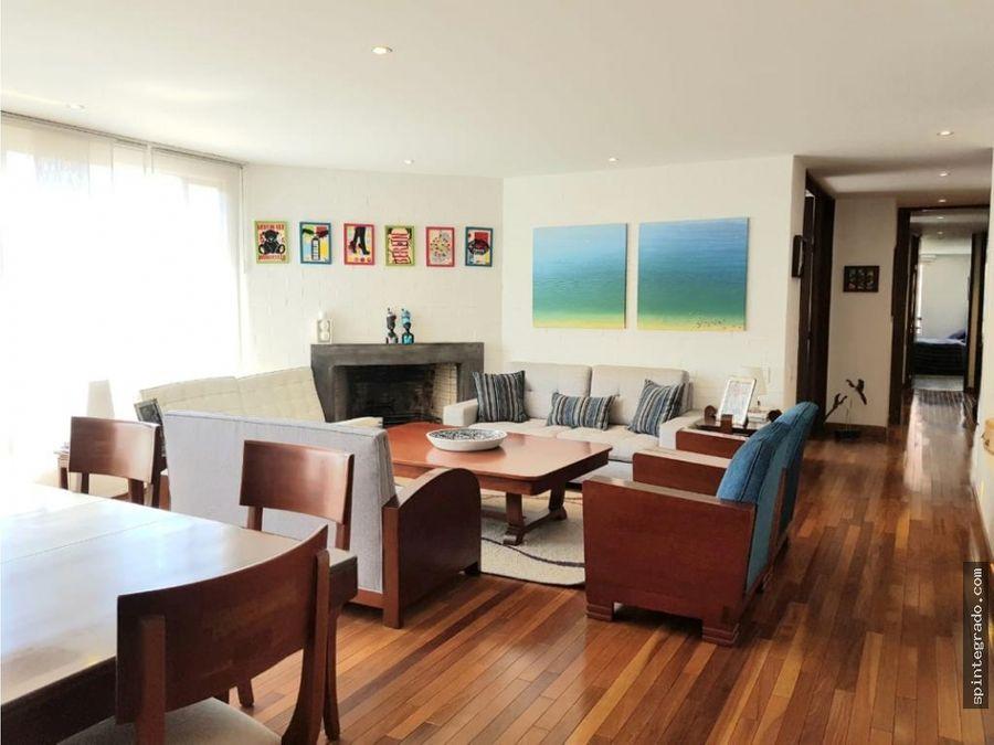 apartamento en venta rosales remodelado 140 m 3 hab 73 con 5