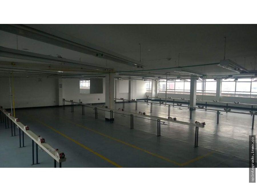 edificio calle 11 pisos de 1000 a 2000 m2