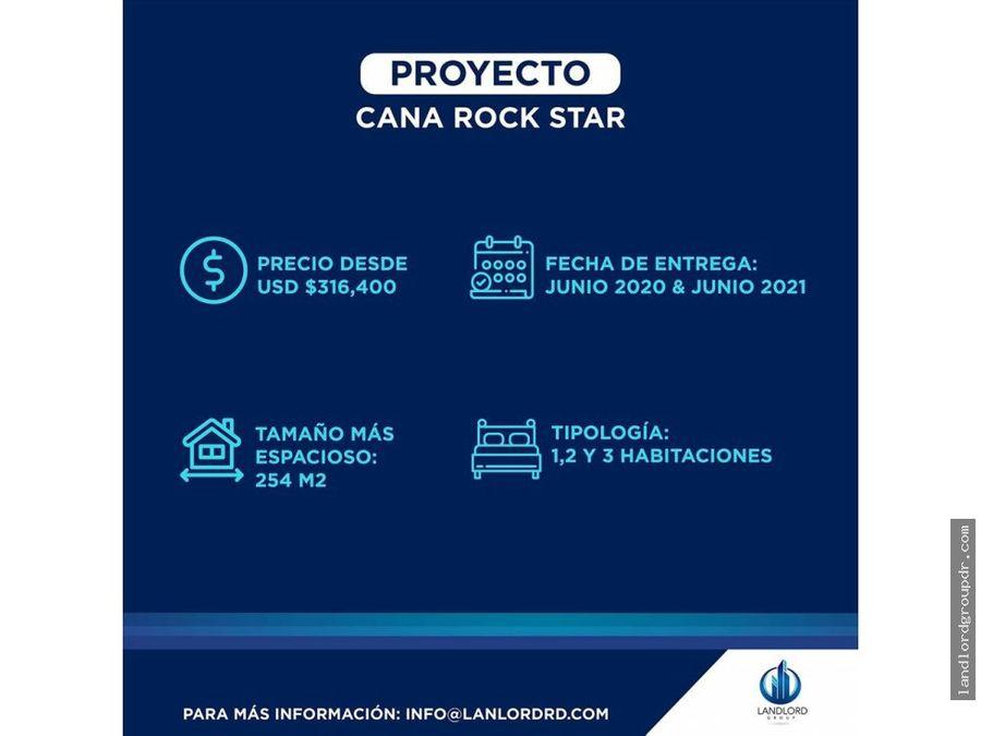 cana rock star
