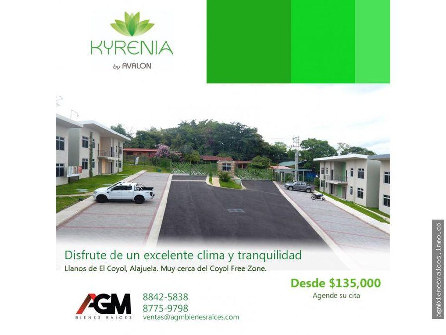 proyecto kyrenia venta casas duplex