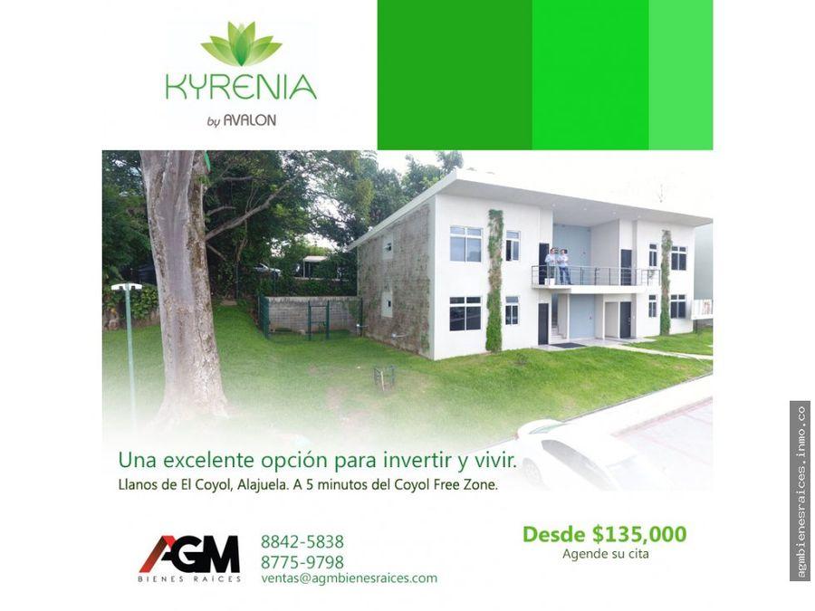 proyecto kyrenia venta de casas duplex