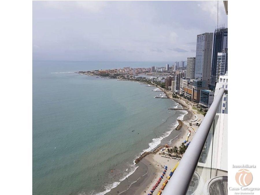 venta 1 alcoba morros city vista al mar