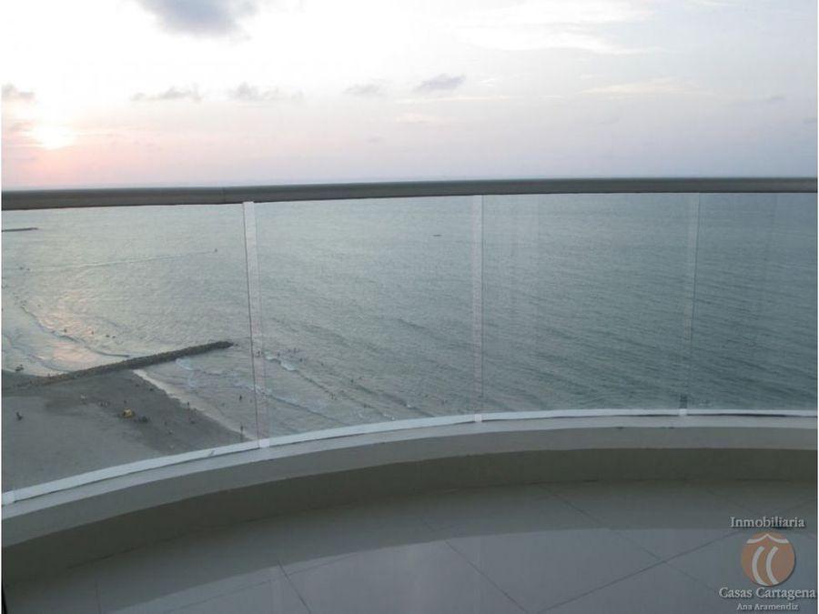 venta palmetto eliptic 3 alcobas vista al mar