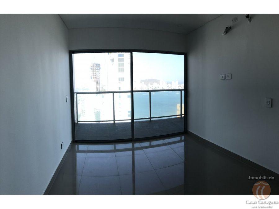 3105 inf venta apartamento 1 alcoba bocagrande vista nuevo