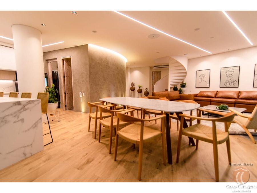 venta penthouse cartagena seaway sonesta zona morros