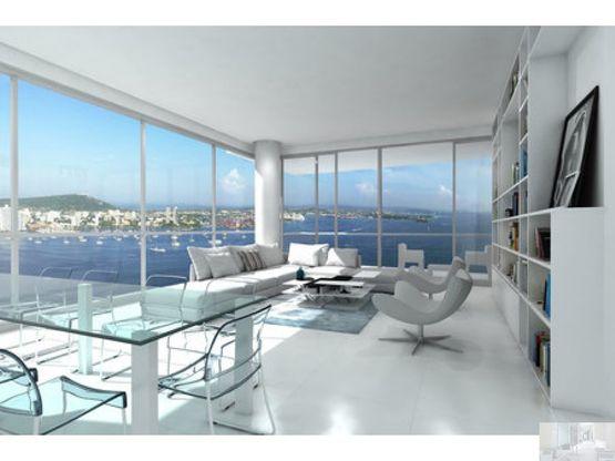 en venta penthouse 2701 icon bay castillogrande