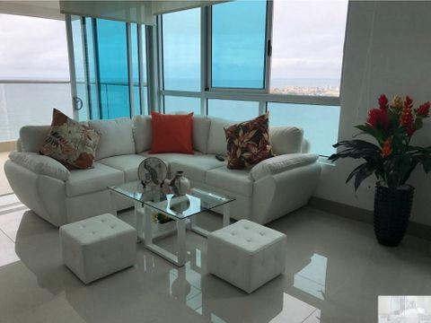 apartamento 3 habitaciones palmetto beach frente al mar cartagena