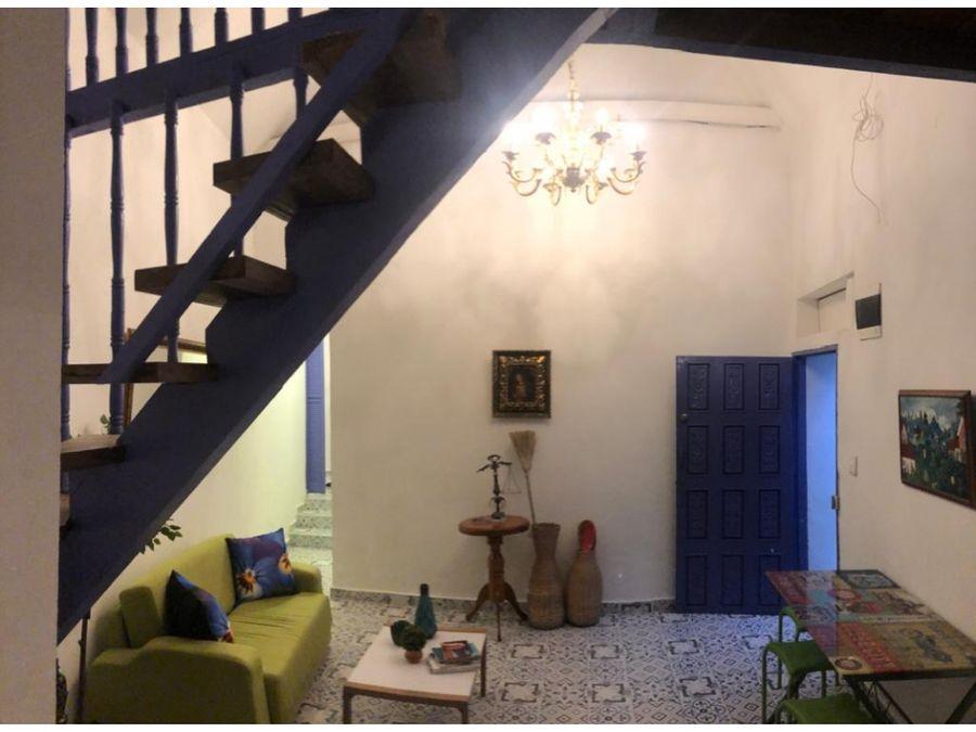 venta de casa de 1 alcoba en getsemani