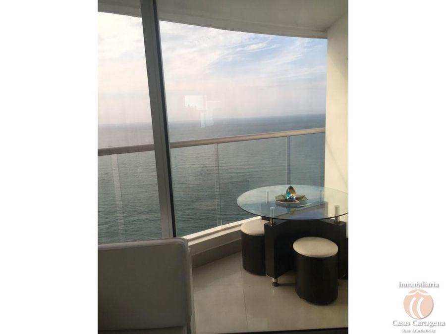 palmetto eliptic 3 alcobas vista al mar piso 38